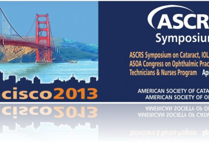 ASCRS San Francisco 2013