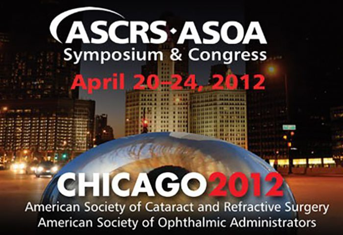 ASCRS Chicago 2012