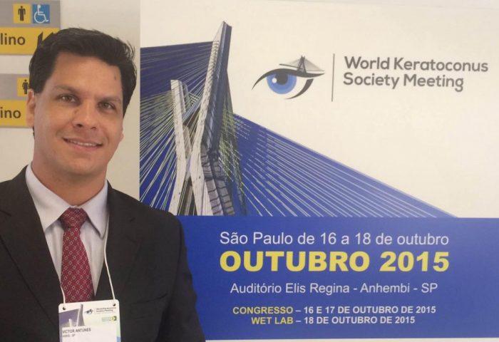 World Keratoconus Society Meeting (Encontro Mundial da Sociedade Brasileira de Ceratocone)