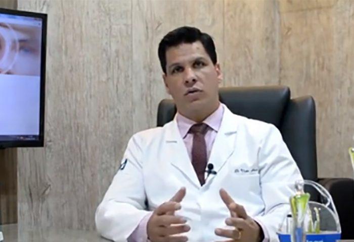 Assista o vídeo: Como é realizada a Cirurgia de Catarata