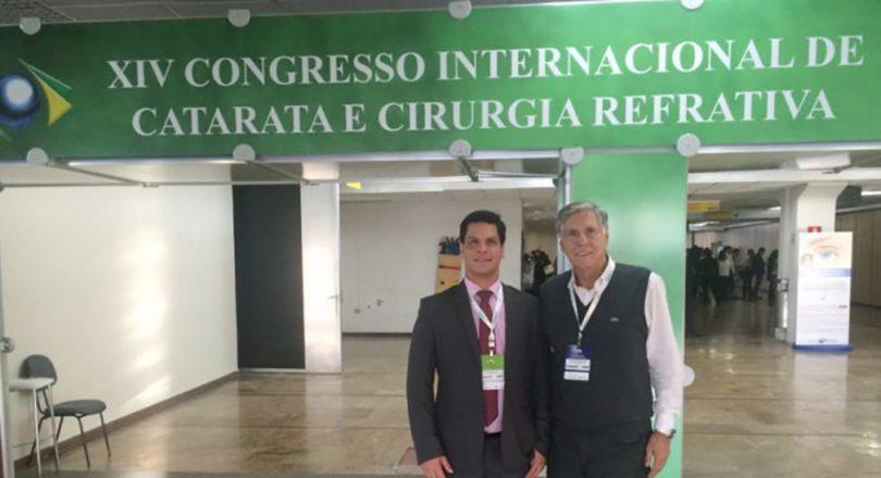 IOA marca presença no XIV Congresso Internacional de Catarata e Cirurgia Refrativa