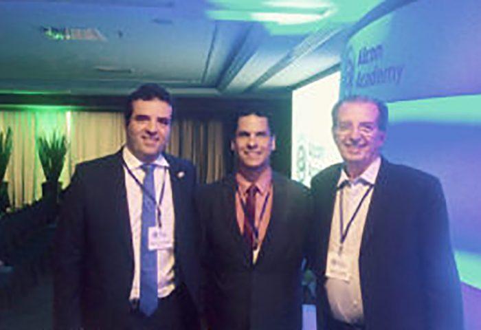 Dr. Victor A. C. Antunes participa do Alcon Academy – A era dos resultados refrativos na cirurgia de catarata