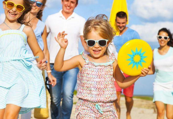 Como proteger seus olhos durante o verão?