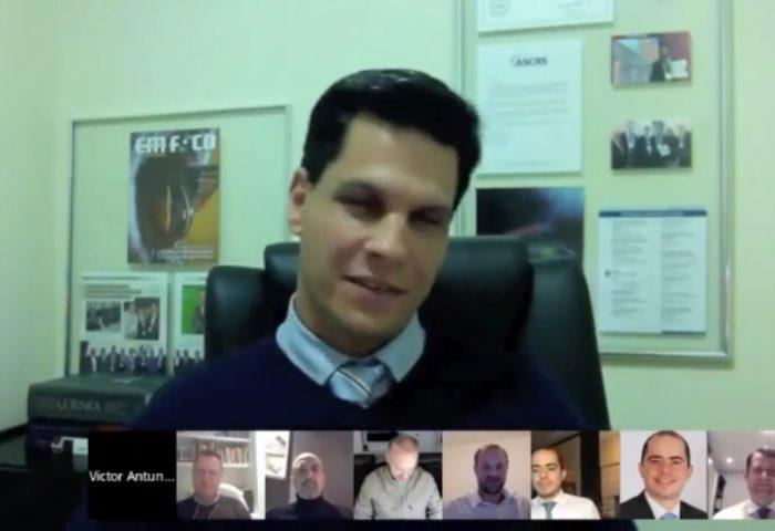 Dr. Victor participa de WebMeeting realizado pela ABCCR e SBAO – 12/06/2017