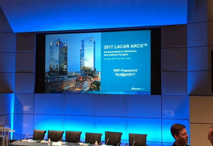 Simpósio Lacar Arcs 2017 – Texas
