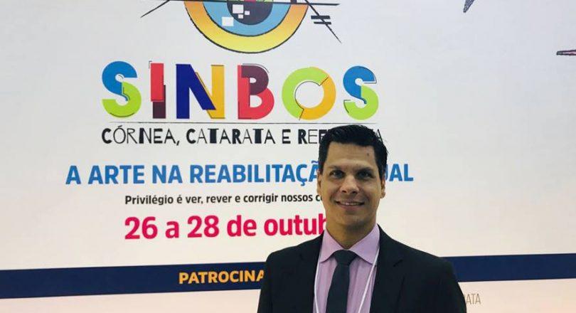 Congresso SINBOS – A Arte na Reabilitação Visual
