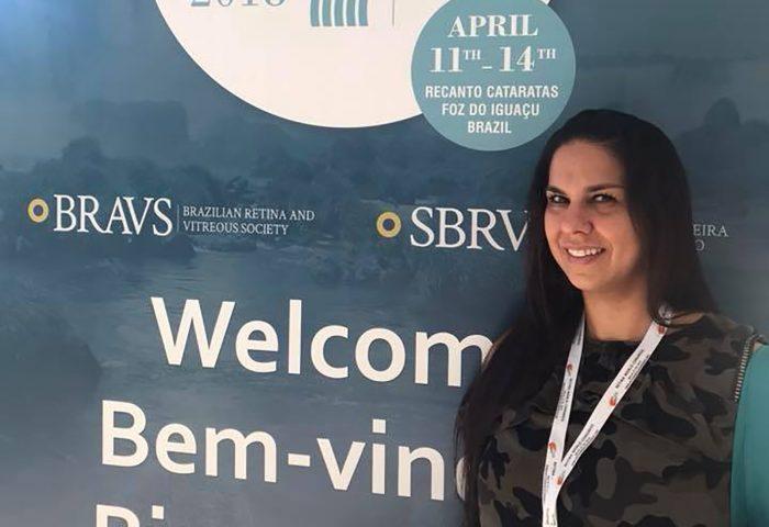 43º Congresso da Sociedade Brasileira de Retina e Vítreo