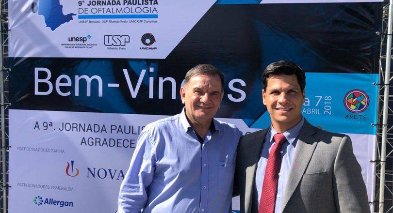 IX Jornada Paulista de Oftalmologia – USP – UNESP – UNICAMP