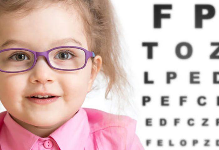 Saiba como identificar problemas de visão e corrigi-los na infância