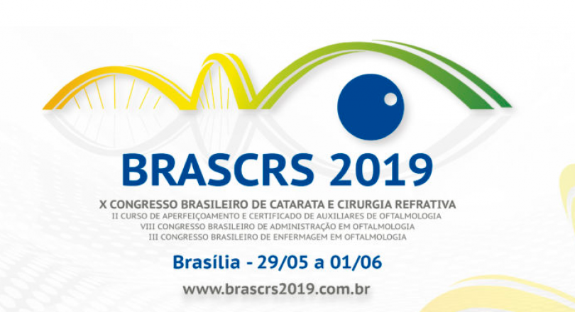 Doutores do IOA participam do Congresso BRASCRS 2019