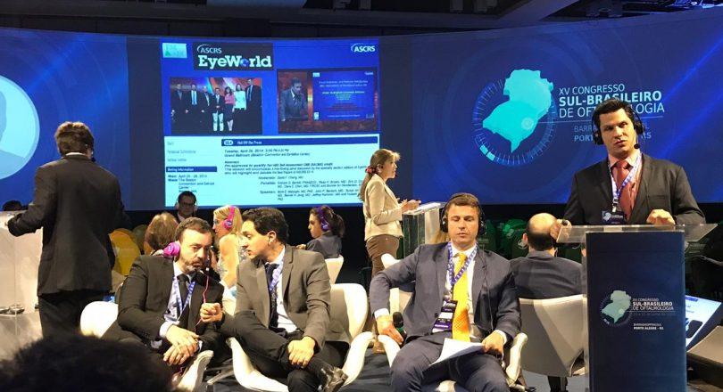 SULBRA 2019 – XV Congresso Sul-Brasileiro de Oftalmologia
