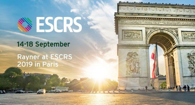 37º Congresso da ESCRS – 2019