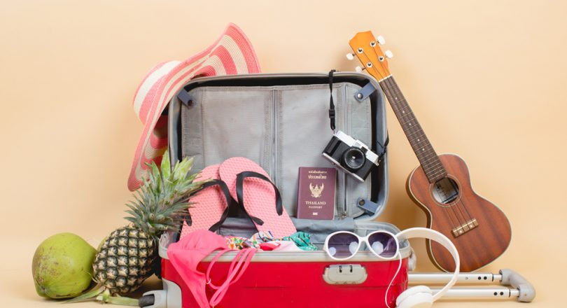 O que não pode faltar no nécessaire para as viagens